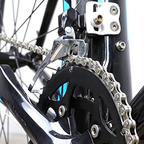ZONKIE Fahrrad Kette 6/7/8-Speed 116 Glieder - 5