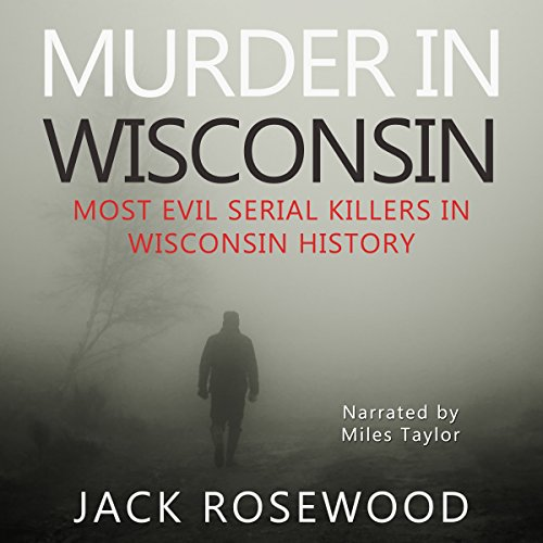 Murder in Wisconsin audiobook cover art