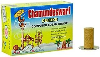 Sree Chamundeswari Deluxe Computer Sambrani Loban Dhoop, 1.5