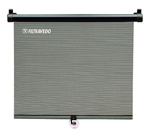 Divers Sonnenschutzrollo für Seitenfenster 55x50 cm (Länge x Höhe)