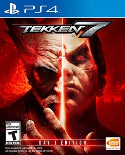 Tekken 7: Day One Edition PS4 Edition by Namco