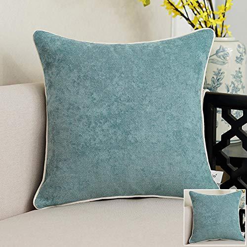 QWE Kissen Cushion Pillow Sofakissen Joker Backrest Bag Pillow Sofakissen, F_45cm * 45cm