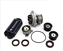 Timing Belt Water Pump Kit fit for 1999 2000 2001 2002 Daewoo Nubira, 2004 2005 2006 2007 Chevrolet Optra, 2004-2008 Suzuki Forenza 16V A20DMS X20SE ECOTEC