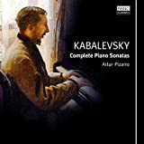 Kabalevsky: Piano Sonatas 1, 2, 3, Four Preludes by Artur Pizarro (2011-06-14)