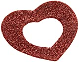Mopec NA141.14 Corazón Rojo Brillante