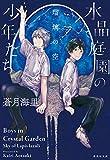水晶庭園の少年たち 瑠璃の空 (集英社文庫)