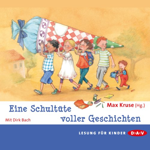 Eine Schultüte voller Geschichten                   By:                                                                                                                                 Max Kruse,                                                                                        Antonia Michaelis                               Narrated by:                                                                                                                                 Dirk Bach                      Length: 2 hrs and 33 mins     Not rated yet     Overall 0.0