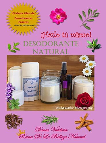 Hazlo Tu Mismo: Desodorante Natural
