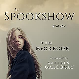 The Spookshow, Book 1 cover art