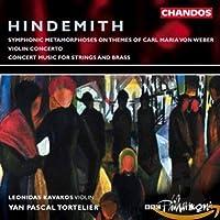 Symphonic Metamorphosis / Violin Concerto