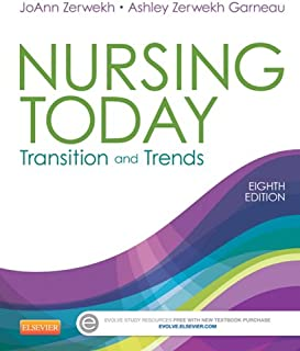 Nursing Today - E-Book: Transition and Trends (Nursing Today: Transition & Trends (Zerwekh))