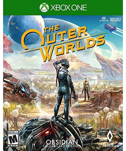 The Outer Worlds (Xbox One) $19.99 on Amazon