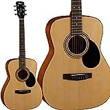 Cort AF510-OP Standard Series Acoustic Guitar, Concert Body, Open Pore Natural