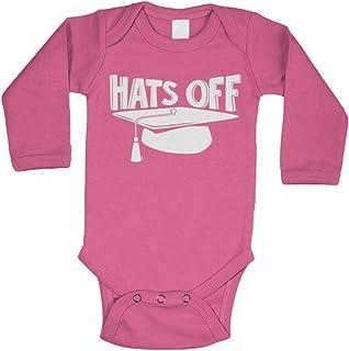 Hats Off - Graduation Cap & Gown Bodysuit
