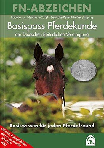 Basispass Pferdekunde (Offizielle Prüfungsbücher)