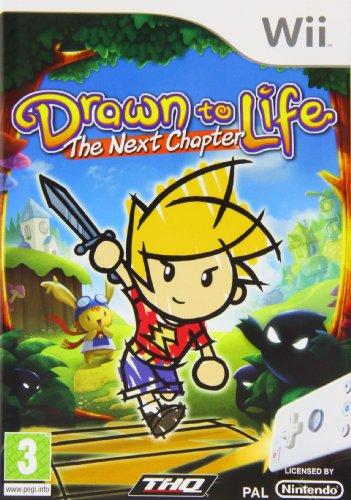 Drawn To Life The Next Chapter (Nintendo Wii) [Importación Inglesa]