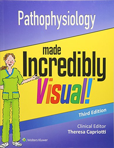 Compare Textbook Prices for Pathophysiology Made Incredibly Easy Incredibly Easy! Series Third Edition ISBN 9781496321671 by Lippincott  Williams & Wilkins