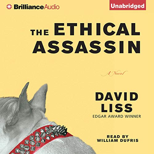 The Ethical Assassin audiobook cover art
