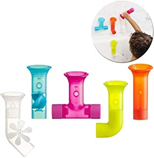 Pipes Building Bath Toy, Multicolour