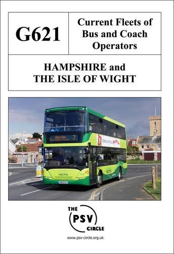 Current Fleets of Bus and Coach Operators - Hampshire and the Isle of Wight