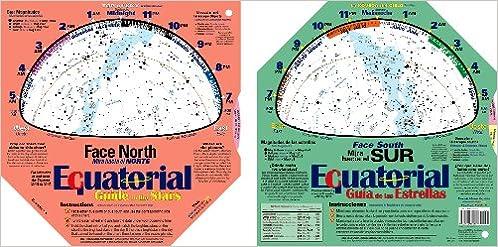 Equatorial planisphere