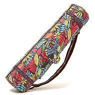 BAGTECH Borsa Yoga, Borsa per Tappetino da Yoga con Multi Tasche portaoggetti
