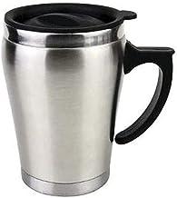 Caneca Térmica Inox 350ml Chá Bebidas Portátil Copo Café