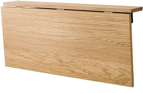 AZW Klapptisch Küchentisch Computer-Schreibtisch Mit Wandmontage, Schreibtisch,A,Tabelle