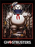 Ghost Busters 1984 Retro Movie Poster, Movie das Plakat in