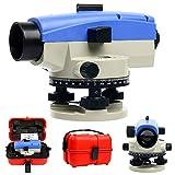 HUKOER 32x Nivel óptico Encuesta automática de tránsito Medidor de nivel de alta...