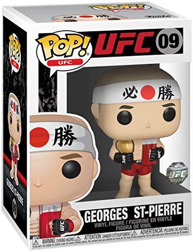 Pop! Vinilo: UFC: George St. Pierre