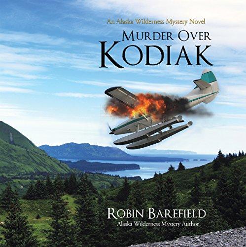 Murder Over Kodiak audiobook cover art