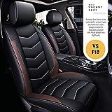 Vacant seat Premium naapa Leather Bucket seat Covers -VS- MS Ignis Sigma VS