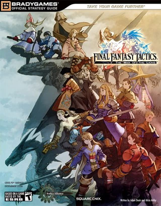 Final Fantasy Tactics: The War of the Lions Official Strategy Guide (BradyGames Official Strategy Guides)