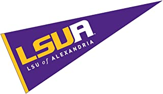 LSUA Generals Pennant and 12