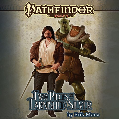 Two Pieces of Tarnished Silver audiobook cover art