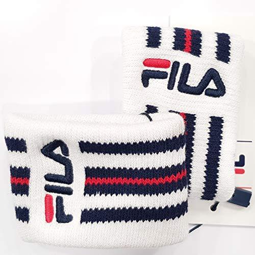 Fila Polsini Intarsia Knitted Wristband 686074 A538
