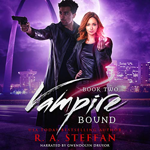 Vampire Bound: Book Two cover art
