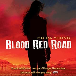 Blood Red Road cover art