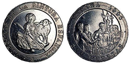 España 1995 200 pesetas Martirio de San Mauricio