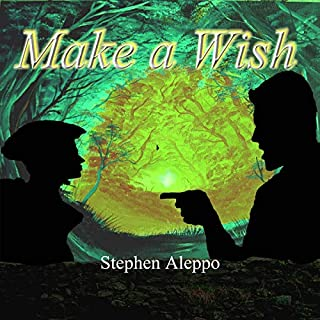 Make a Wish audiobook cover art