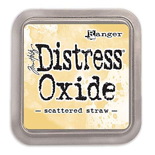 Ranger Tim Holtz Distress Oxide Ink Pad, Scattered Straw