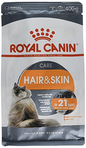 Royal Canin Feline Hair und Skin 33, 1er Pack (1 x 400 g)