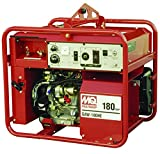 Multiquip GAW180HEA Gasoline Powered Welder/Generator with Honda Motor, 3000 WATT, 50-180 Amps
