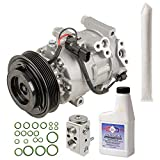 AC Compressor & A/C Repair Kit For Hyundai Tucscon Kia Sportage 4-Cyl - BuyAutoParts 60-81683RK NEW