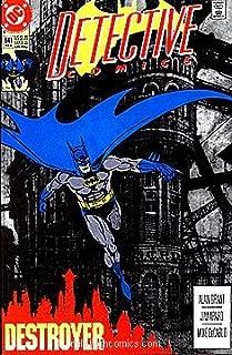 Detective Comics, Edition# 641