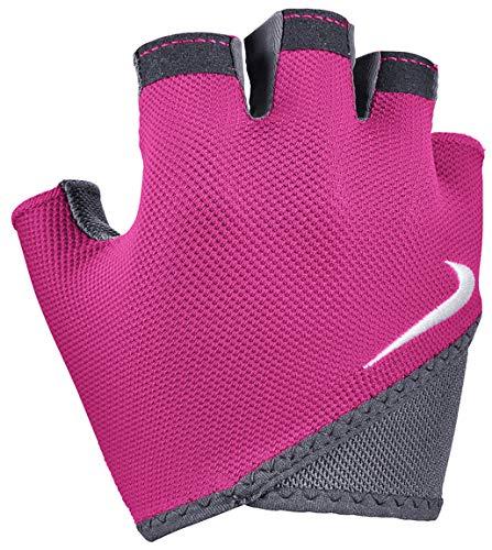 Nike Gimnasio Essential Fitness Guantes XS Rush Rosa/Antracita/Blanco |628