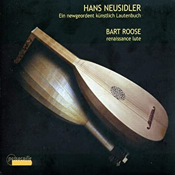 The lute book of Hans Neusidler