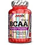 AMIX - Suplemento Deportivo - Bcaa Pepform en Cápsulas 90 - Favorece la Recuperación Muscular - Péptidos de Bcaa de Rápida Absorción - Aminoácidos Esenciales