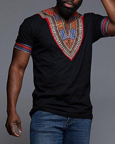 African print shirts men _image0